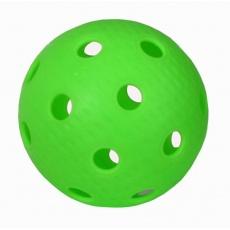 míček florbal IFF certifikovaný zelený