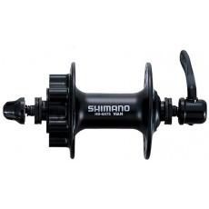 náboj disc SHIMANO Deore HB-M475BL 32d přední.6š.černý