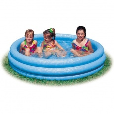 Inflatable pool 114x25cm 59416