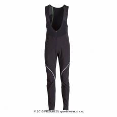 Progress TR PRIMER BIB pánske zimné elastické nohavice s trakmi