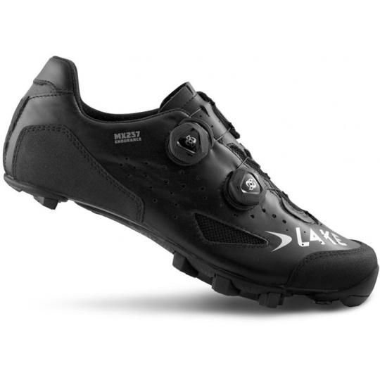 tretry LAKE MX237 Endurance černé vel.43