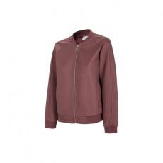 4F Women's Sweatshirt Zip W H4L21-BLD021 60S