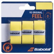 Babolat Vs Original Feel wrap 3pcs 653 040 113