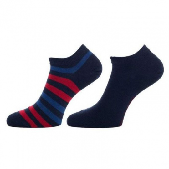Tommy Hilfiger Men Duo Stripe Sneaker 2 382000001 085 socks