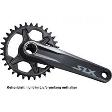 kliky Shimano SLX FC-M7100 0x12 170mm bez převodníku černé original balení