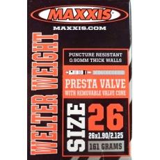 "duše MAXXIS Welter 26""x1.90-2.125 (47/54-559) FV/40mm"