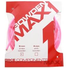bowden MAX1 5 mm fluo růžová balení 3 m