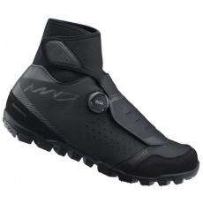 boty Shimano MW701 zimní černé