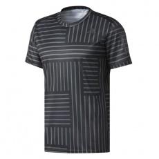 Adidas Response Print M BS4687 running shirt