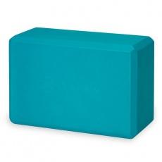 GAIAM Vivid Blue yoga block