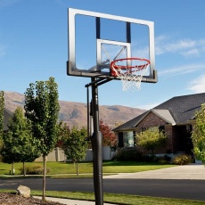 "Lifetime 52 ""Austin 71281 Basketball Stand"