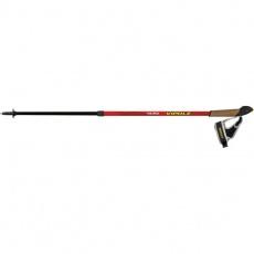 Nordic Walking Poles Vipole Vario Top-Clic red P20449