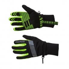 PROGRESS SNOWSPORT GLOVES zimné bežkárské rukavice