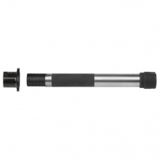 osa - kit náboje Novatec CrMo pro dutou osu thru axle 12 mm,délka 142mm