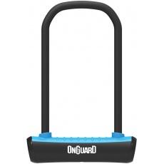 zámek ONGUARD podkova 115x230x11mm modrá