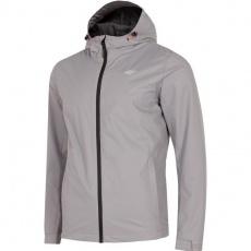 4f M H4L19-KUMT001 trekking jacket gray