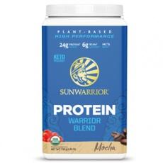 Protein Blend BIO 750g moka (Hrachový a konopný protein)
