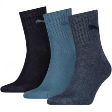 Socks Short Crew 3Pack 906110 14