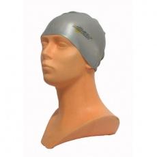 Allright swimming cap silicone silver
