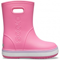 Wellingtons Crocs Crocband Rain Boot Jr 205827 6QM