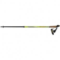 Green Nordic Walking Poles Vipole Vario Top-Clic P20450