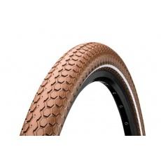 "plášť Continental Ride Classic brown/brown 26"" x 2.0/50-559 Reflex"