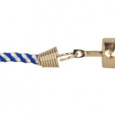 nylon rope 280cm blue