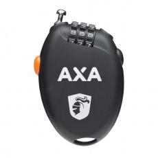 zámek AXA Roll 75x1,6mm černý