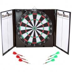 Cardboard Dartboard Enero 42 cm 6 darts