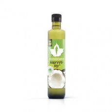 Caprylic Oil 500ml (Olej s kyselinou kaprylovou)