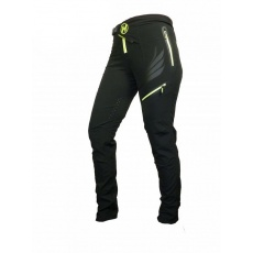 kalhoty dlouhé unisex HAVEN ENERGIZER Long černo/zelené