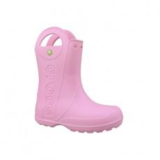 Wellingtons Crocs Handle It Rain Boot Kids JR 12803-6I2