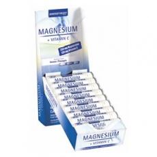 Magnesium Liquid + vitamín C 20 ampulí