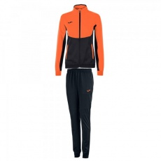 TRACKSUIT ESSENTIAL MICROFIBER BLACK-SALMON WOMEN