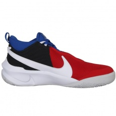 Nike Team Hustle D 10 Big Basketball Shoe Jr CW6735 005 basketball shoe