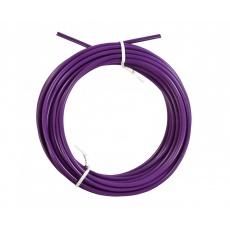 bowden brzdový 5mm 2P 4RACE 10m fialový role