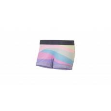 kalhotky dámské SENSOR COOLMAX IMPRESS s nohavičkou pískové/stripes