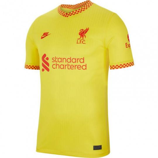 Liverpool FC 2021/22 Stadium Third M DB5902 704 jersey