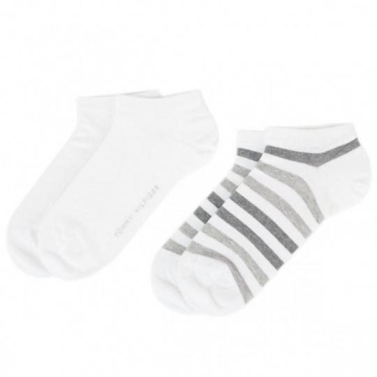 Tommy Hilfiger Men Duo Stripe Sneaker 2 382000001 300 socks