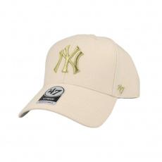 47 Brand Cap MLB New York Yankees Metallic Snap '47 MVP B-MTLCS17WBP-NT
