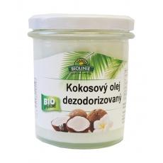 kokosový olej dezodorizovaný BIO BIOLINIE 240g