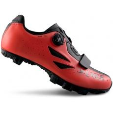 tretry LAKE MX176 červeno/černé vel.36