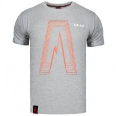 Alpinus Altai gray T-shirt M ALP20TC0035