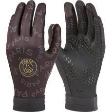 Nike PSG Hyperwarm CU1594 010 football gloves
