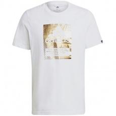 Adidas Badge Of Sport Box Foil Graphic M GS6313 T-shirt