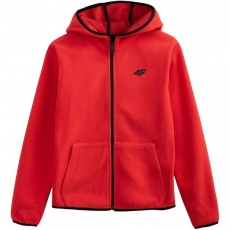 4F Jr HJL20 JPLM001A 62S fleece jacket