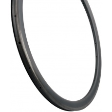 ráfek JAVAX Carbon Road 40mm 24děr clincher