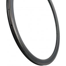 ráfek JAVAX Carbon Road 40mm 24děr clincher