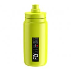 lahev ELITE FLY 20 žlutá fluo/černé logo 550 ml