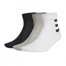 3-Stripes Ankle 3Pak socks
